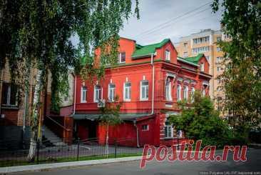 Российская провинция - небольшой городок Калуга