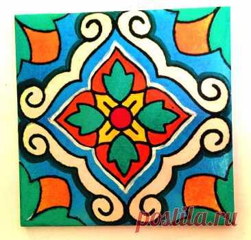 талавера, плитка ручной работы, плитка мексика, мексиканский интерьер, плитка на стены, плитка этническая