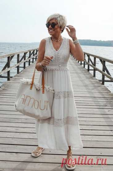 Кружевное платье - модный тренд: на что обратить внимание, чтобы выглядеть в нем стильно | До и после 50-ти | Яндекс Дзен