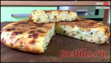 Мягкие и вкусные творожно-сырные лепешки - по вкусу как хачапури, только готовятся гораздо проще и быстрее.