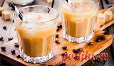 Холодный кофе со сгущёнкой - Лайфхакер