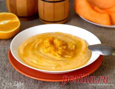 Как приготовить Манная каша с тыквой и апельсином Пошаговый рецепт с ингредиентами и фото