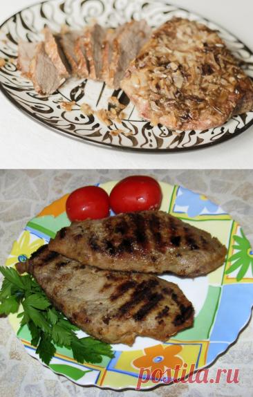 Бифштекс - рецепт вкусного мясного блюда