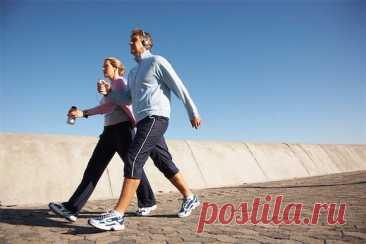 10 000 шагов в день: Лучший способ сохранить здоровье до глубокой
