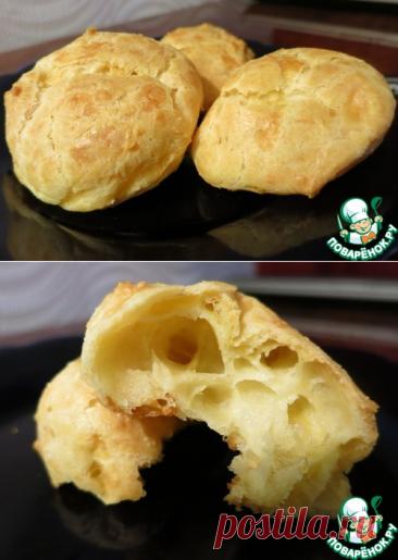 Шукеты с сыром – кулинарный рецепт