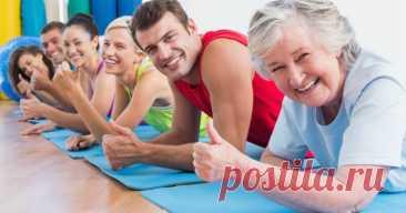 Замедляем старение с помощью йоги - Образованная Сова