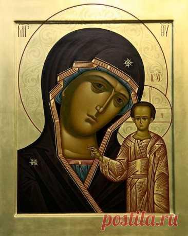 2 сильных молитвы Казанской иконе Божьей Матери | Православные молитвы ☦