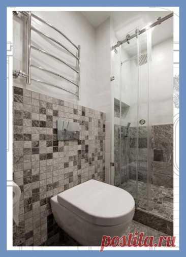 Все о дизайне интерьера Объединение ванной комнаты и туалета – один из самых востребованных вариантов перепланировки. Его выбирают 8 из 10 человек, и это вполне объяснимо, ведь такое решение позволяет не только увеличить полезную площадь и найти дополнительное место, например, для стиральной машины, но и получить более удобное в функциональном плане пространство. Два варианта совмещенного санузла