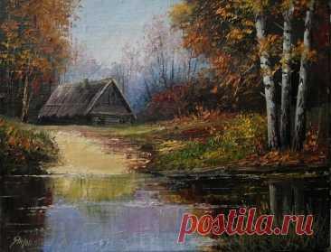 Творчество современного художника Геннадия Янулевича