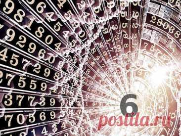 Сакральный смысл Шестерки: энергетика числа 6 и его влияние на судьбу и удачу