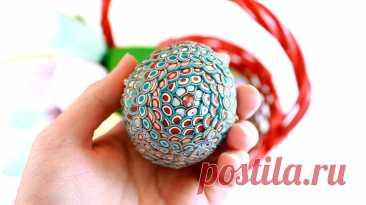 Мастер-класс смотреть онлайн: Лепим пасхальные сувениры из полимерной глины | Журнал Ярмарки Мастеров
