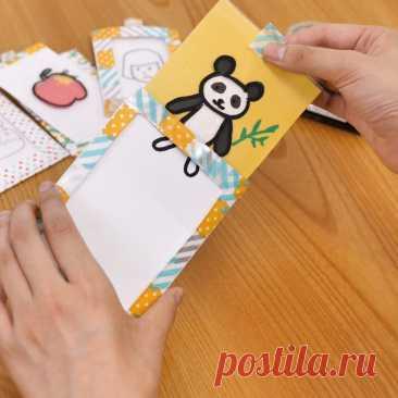 2020/03/16 - 「マジックスクリーン」って知ってますか?スライドすると色が変わる不思議なカードで、子どもも大人もびっくりすること間違いなし! お子さまとアイデア勝負して、いろんなバージョンを作って楽しめます。