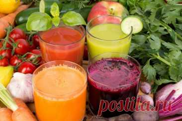 Природные продукты, которые помогут очистить кишечник / Будьте здоровы