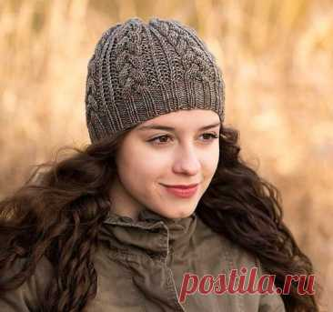 Вязаная шапка DearHubbie