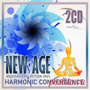 Harmonic Convergence (2CD) (2021) Mp3 Вам предлагается погрузиться в атмосферу, которую с чьей-то легкой руки стали именовать музыкой нового века. Это своеобразное музыкальное направление, которое выделяется на всём музыкальном фоне и стоит особняком. Это мелодия мироздания, которую может услышать любой, потому что эти звуки есть наша
