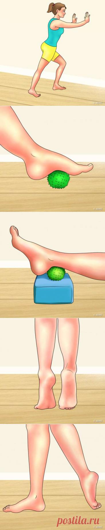 Простые упражнения, которые помогут снять усталость и боль в ногах за считанные минуты — ХОЗЯЮШКА24