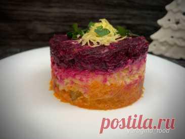 Салат «Любовница»: минимум продуктов, яркий вкус | Рекомендательная система Пульс Mail.ru