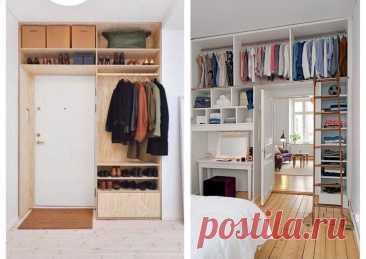 Три недооценённых пространства для хранения в квартире⚡ Идеи когда мало места | УДОБНО ЖИТЬ! | Яндекс Дзен