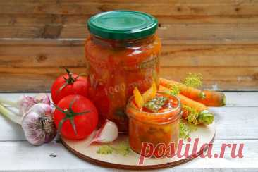 Лечо из огурцов с помидорами на зиму рецепт с фото пошагово и видео - 1000.menu