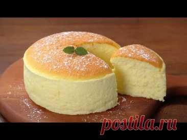 [Подзаголовок] Как приготовить йогуртовый пирог :: Он пушистый и влажный.