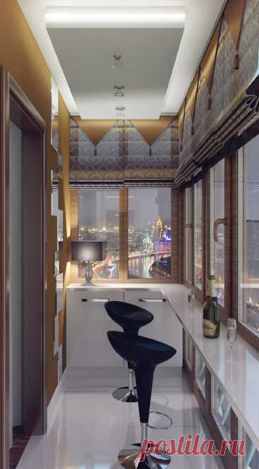 20 крутейших идей для балкона мечты