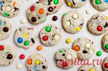 Печенье с M&M's - О ВКУСНОМ... — LiveJournal
