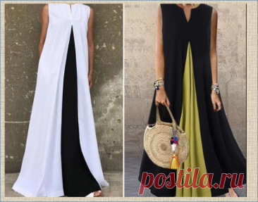 Если тебе вдруг стало мало твое новое платье - множество примеров того как увеличить ширину и длину любимых нарядов   МНЕ ИНТЕРЕСНО   Яндекс Дзен