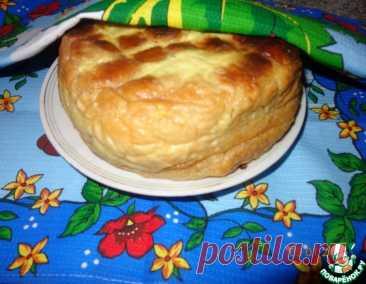 Фаршированный хлеб – кулинарный рецепт