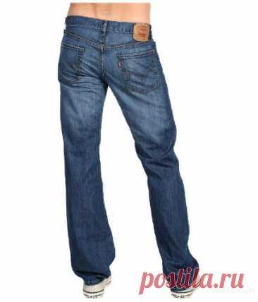 Штопаем джинсы. Мастер-класс + видео