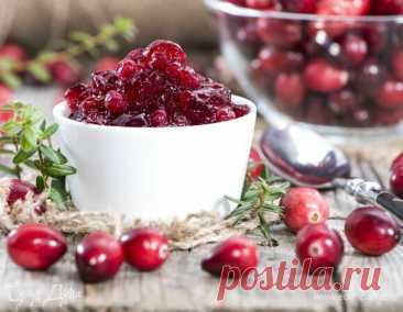 Варенье из клюквы, пошаговый рецепт на 6375 ккал, фото, ингредиенты - Едим Дома