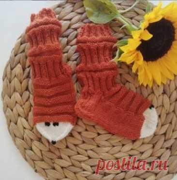 Традиционные вязаные финские носочки для детей,  Вязание для детей Это традиционная старинная финская модель носочков для детей. Форма для хорошего облегания, чтобы не спадали. Описание традиционныхфинских носочков Я
