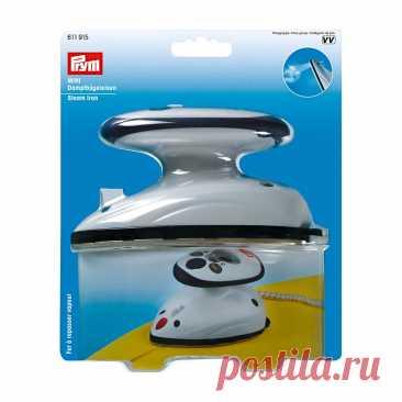 611915 Мини-утюг с подачей пара Prym купить в интернет-магазине Мир Хобби24
