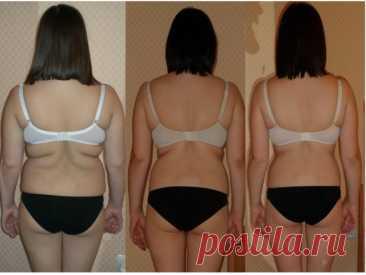 Как я похудела за 3 недели на 15 килограмм! — 🍎 Сад Заготовки