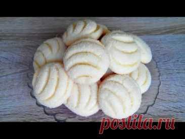 Самое быстрое и вкусное печенье! / The fastest and most delicious cookies!