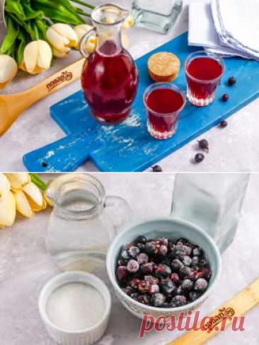 Смородиновая настойка | Вкусные кулинарные рецепты