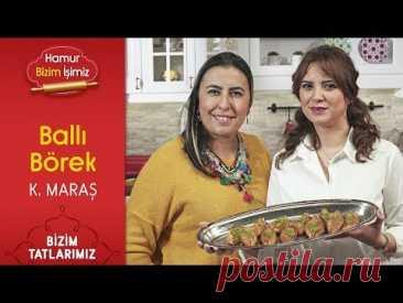 Misssgibi ile Maraş Ballı Börek Tarifi - Şerbetli Bayram Tatlıları