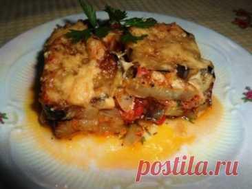 Eggplants in a Parma way | 4vkusa.ru