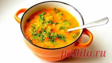Сколько же я потеряла, когда не знала этот рецепт - осенний суп с тыквой и чечевицей, который всегда поднимает настроение | Марусина Кухня | Яндекс Дзен