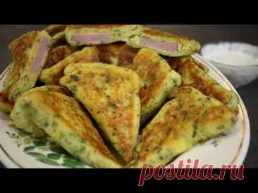 Очень вкусные пирожки из картофельного теста с колбасой #15