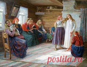Как на Руси обманывали женихов, чтобы выдать девушку замуж (10 фото)