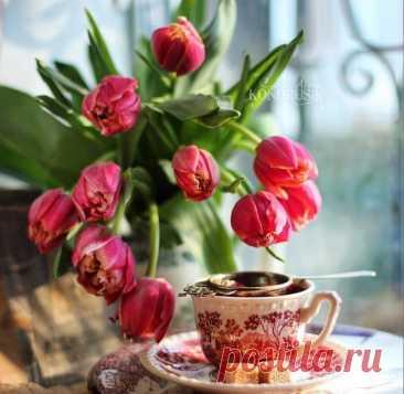 Утро доброе ,Мир!!! Замечательного всем денечка!!! :)
