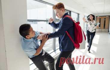 В классе агрессивный ребенок. Что делать?