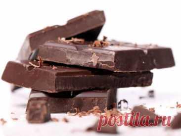 Как сделать шоколад в домашних условиях ~ Женские шпильки