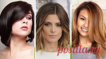 Модные женские стрижки на средние волосы – ВСЕ ПРОСТО