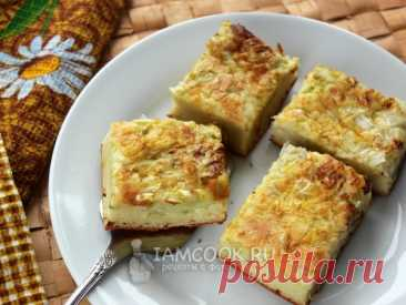 The recipe of tasty jellied cabbage pie on kefir. Such pastries quickly and without excess efforts prepare.