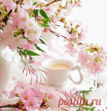 С добрым утром! Пусть солнышко сегодня будет не только на небе, но и в вашей душе!