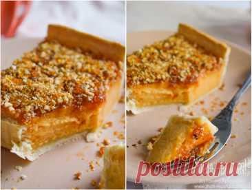 Нежный тыквенный пирог и ореховое пралине: вместе лучше - Жизнь - вкусная!