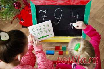 Занятие по математике для детей 4 – 5 лет: как увлечь дошкольника