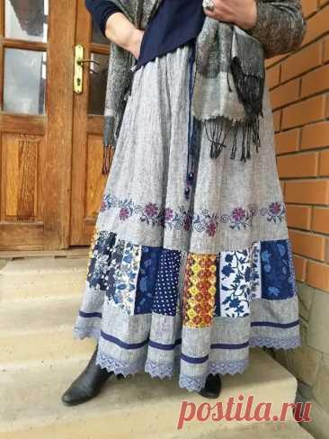 Шикарные изделия изо льна в стиле Бохо от талантливого мастера Анны Крапивиной - Сам себе мастер - медиаплатформа МирТесен