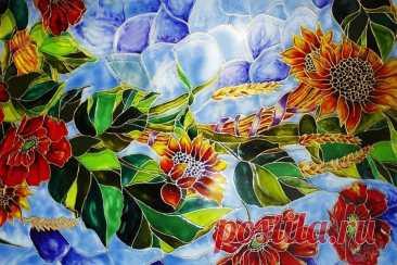 Роспись по стеклу красками: техника выполнения +75 пошаговых фото Роспись по стеклу многим кажется сложной, но освоить ее гораздо легче, чем рисовать кистью или карандашом. Пошаговые мастер-классы по росписи.